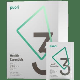 P3 - Health Essentials (30 sachets)