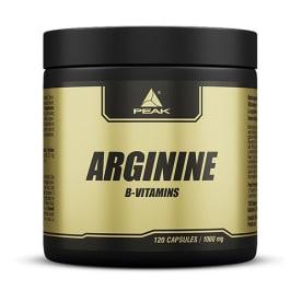Arginine (120 capsules)