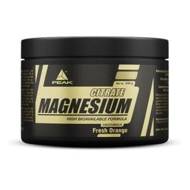 Magnesium Citrate - Orange (240g)
