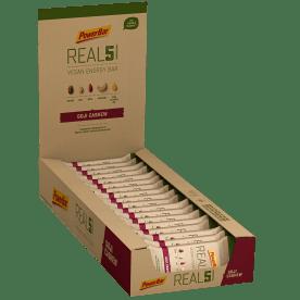 Real5 Vegan Energy Bar (18x65g)