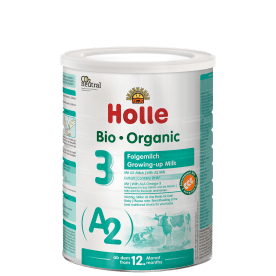 A2 Bio-Folgemilch 3, ab dem 12. Monat (800g)