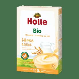Bio-Milchbrei Hirse, ab dem 5. Monat (250g)