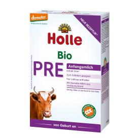 Bio-Anfangsmilch Pre, von Geburt an (400g)