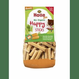 Bio-Happy Sticks Karotte-Fenchel, ab 3 Jahren (100g)