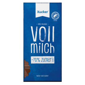Xylit-Schokolade Vollmilch (100g)