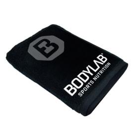 Bodylab24 Handtuch 100x50cm - schwarz