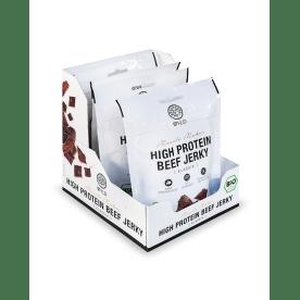 "High Protein Beef Jerky Klassik ""Muscle Maker"" bio (4x25g)"