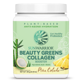 Beauty Greens Collagen Piña Colada (300g)