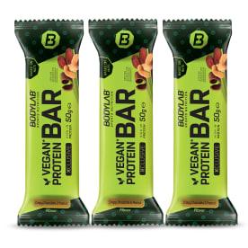 3 x Protein Bar (vegan) XCLUSIVE Line (je 50g)
