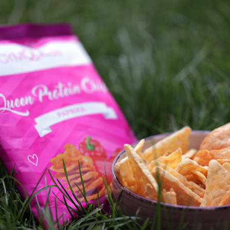 Queen Protein Chips (50g)