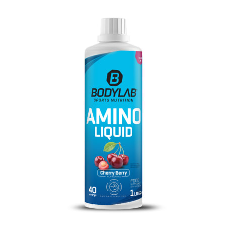 Amino Liquid - 1000ml - Cherry Berry