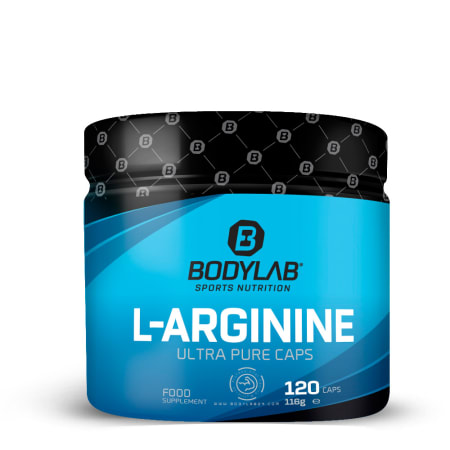 L-Arginin Mono HCL (120 caps)