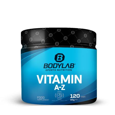 Vitamine A-Z Multi (120 capsules)