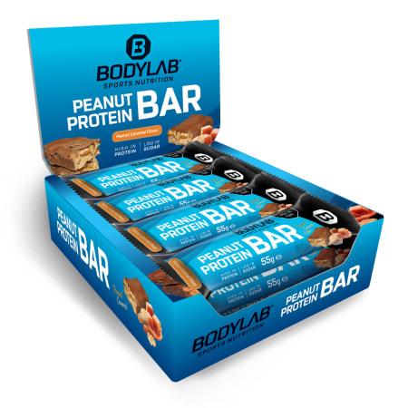 Peanut Protein Bar Peanut Caramel (12x55g)