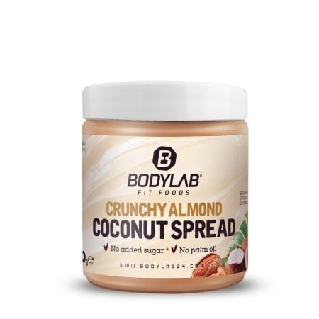 Crunchy Almond Coconut Spread (250g)