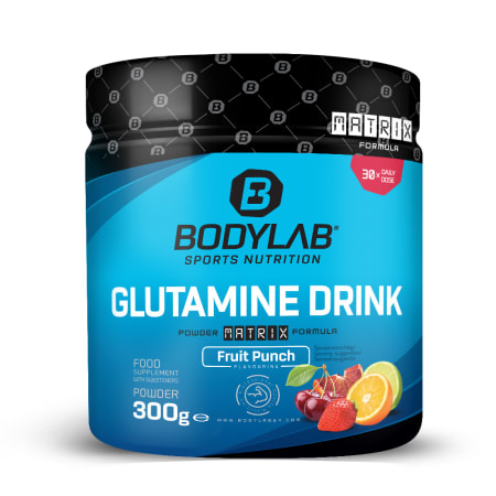 Glutamine Drink Powder Matrix Formula (300g)