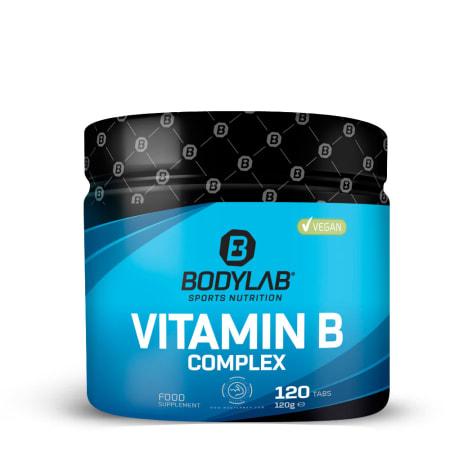 Vitamin B Complex (120 Tabletten)