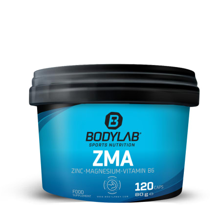 ZMA - Zink-Magnesium-Vitamin B6 (120 Kapseln)
