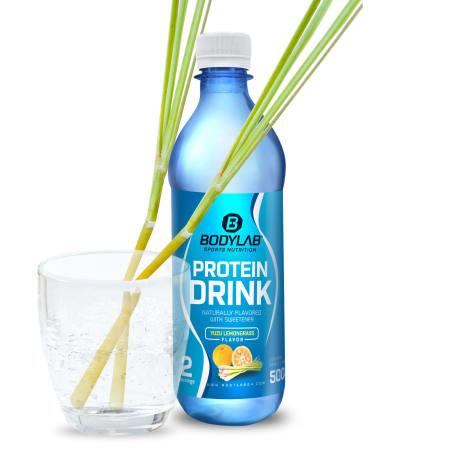 6 x Protein Drink Yuzu Lemongras (6x500ml)