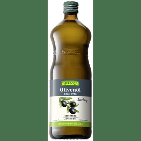 Olivenöl fruchtig, nativ extrabio (1000ml)