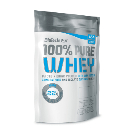 100% Pure Whey (454g)