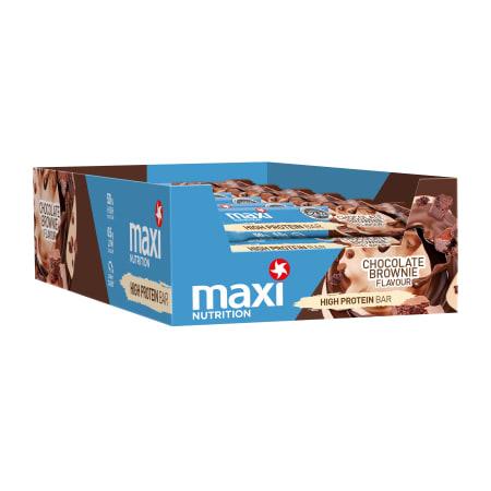 High Protein Bar Chocolate Brownie (21x40g)