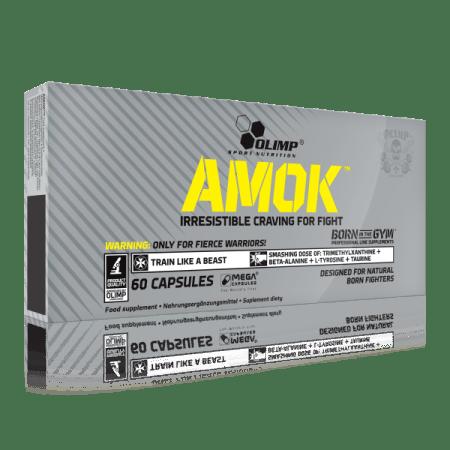 Amok Power caps (60 caps)