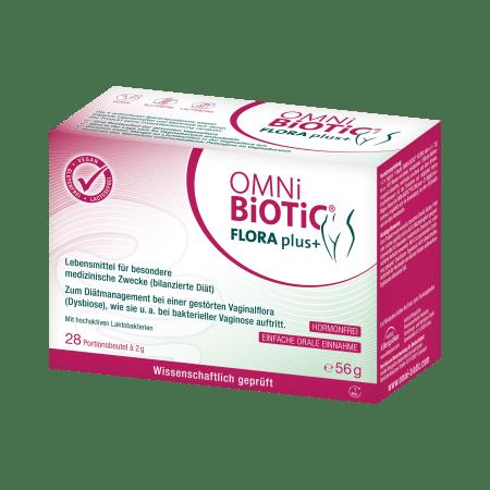 OMNi-BiOTiC® FLORA plus+ Pulver (28x2g)
