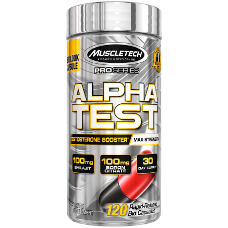 Pro Series Alpha Test (120 Kapseln)