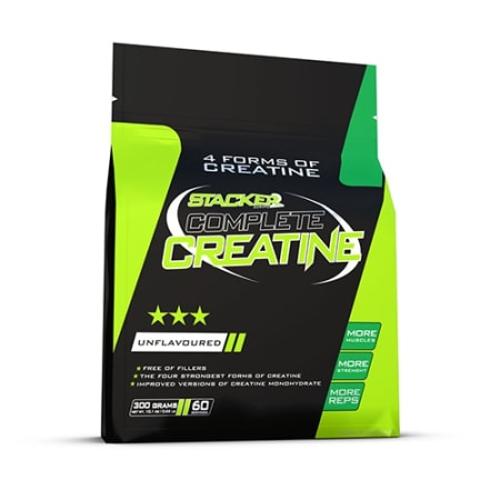 Complete Creatine Unflavoured (300g)