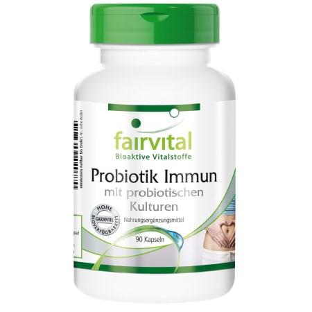 Probiotik Immun mit probiotischen Kulturen (90 Kapseln)