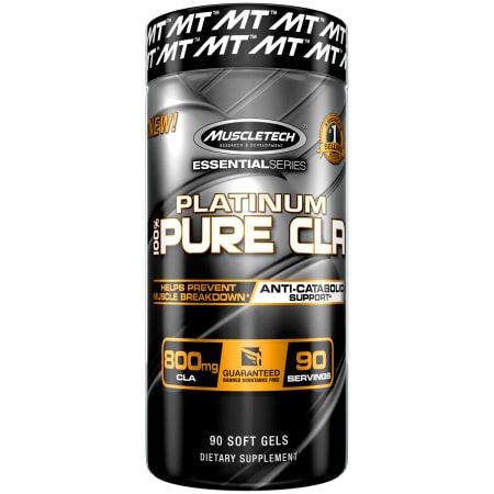 Essential Series Platinum Pure CLA (90 capsules)