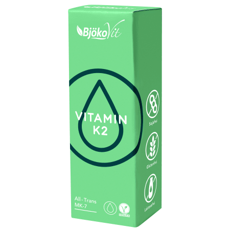 Vitamin K2 MK-7 Tropfen – 100 μg (20ml)