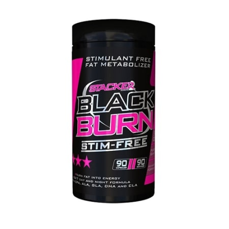Black Burn Stim-Free (90 caps)