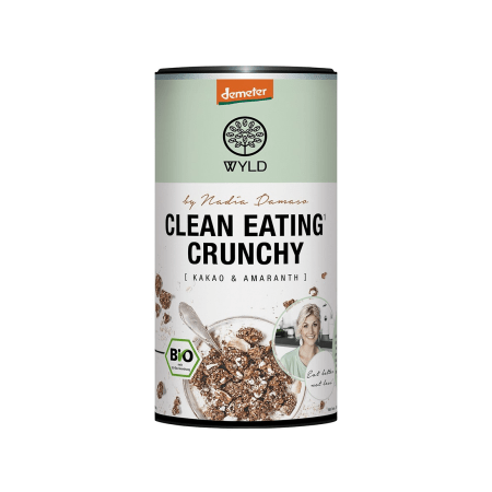 "Demeter Clean Eating Crunchy Kakao & Amaranth ""by Nadia Damaso"" (300g)"