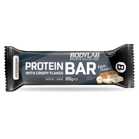 Crispy Protein Bar - 12x65g - White Chocolate