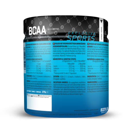 BCAA Powder (275g)