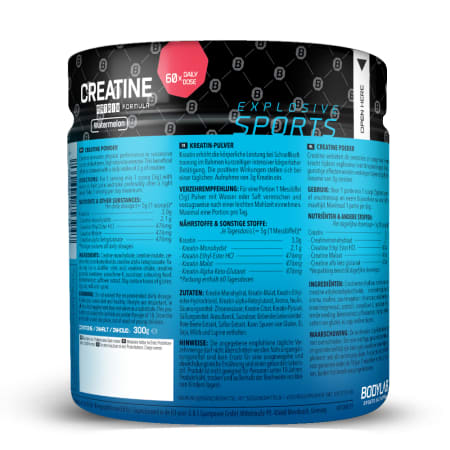 Creatine Drink Matrix (300g)