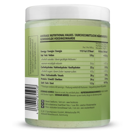 Smoothie Powder Green Elixir (400g)