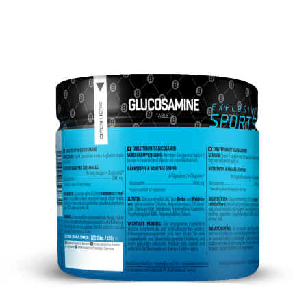 Glucosamine (120 tabletten)