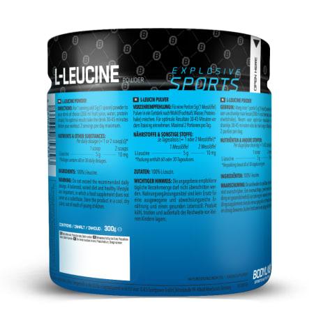 L-Leucin (Essential Amino Acid) (300g)