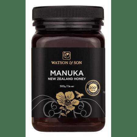 Manuka-Honig MGO 200+ (500g)
