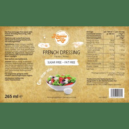 Mamma Mia Zero Salatsaucen Set (6x265ml)