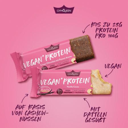 Vegan Protein Bar 3er Pack