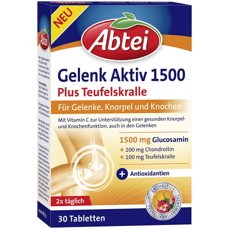 Gelenk Aktiv 1500 (30 Tabletten)