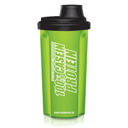 IronMaxx Shaker Black-Green (750ml)