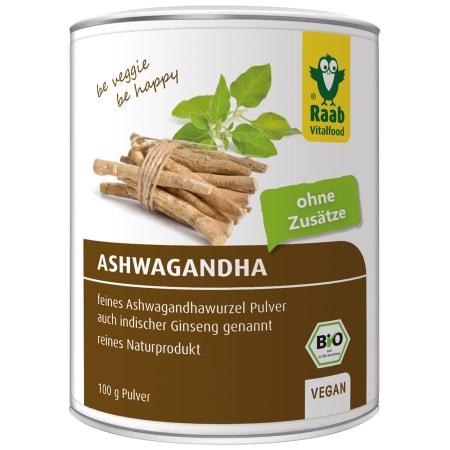 Organic Ashwagandha Powder (100g)
