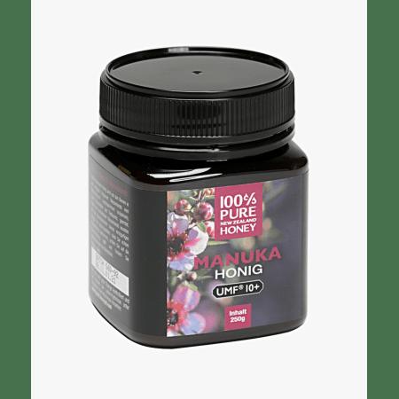100% Pure Neuseeland Manuka Honig MGO 250+ (250g)