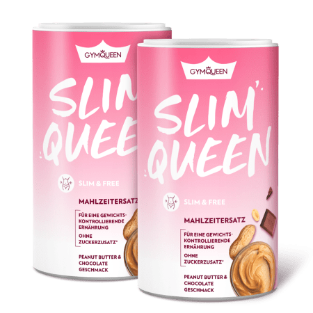 2 x Slim Queen Meal Replacement Shake (2x420g)