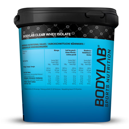 Clear Whey Isolate (1200g)